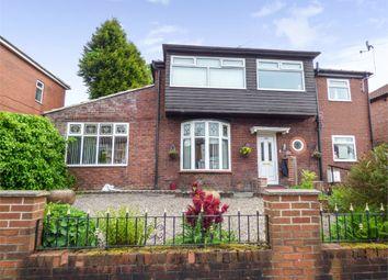 Thumbnail 4 bedroom detached house for sale in Greenside Lane, Droylsden, Manchester