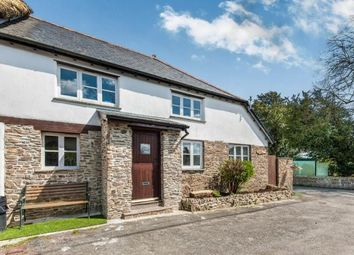 Thumbnail 2 bed end terrace house for sale in Okehampton, Devon