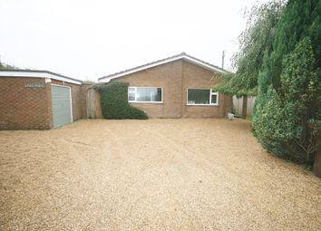 Thumbnail 4 bed detached bungalow for sale in Foundry Corner, Attleborough