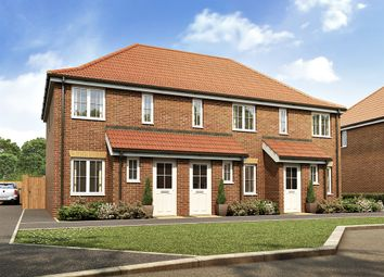 "Thumbnail 2 bed terraced house for sale in ""The Alnwick"" at Market View, Dorman Avenue South, Aylesham, Canterbury"