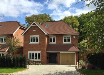 Thumbnail 6 bed detached house for sale in Henley Drive, Coombe Hill, Kingston Upon Thames, Surrey