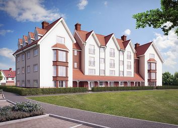 "Thumbnail 2 bed flat for sale in ""2-Bed Apartment"" at Blunsdon, Swindon"