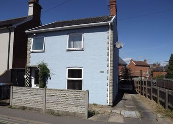 Thumbnail 2 bed detached house for sale in Sizewell Road, Leiston