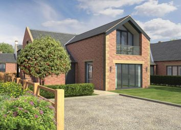 Thumbnail 4 bed detached house for sale in West Chevington, Morpeth