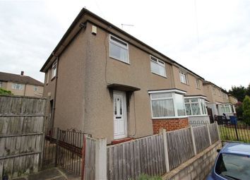 Thumbnail 3 bedroom semi-detached house for sale in Coniston Crescent, Derby