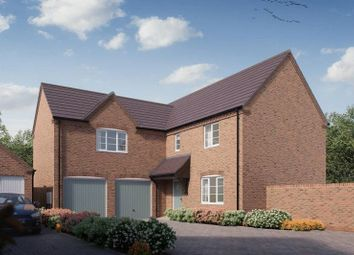 Thumbnail 5 bed detached house for sale in Plot 28, Swannington, Uttoxeter Road, Hill Ridware