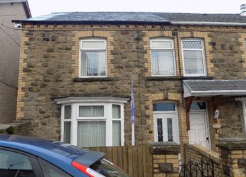 Thumbnail 3 bed semi-detached house for sale in Cromwell Street, Abertillery