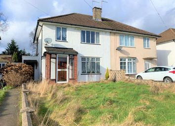 3 bed semi-detached house for sale in Titterstone Road, Longbridge, Northfield, Birmingham B31