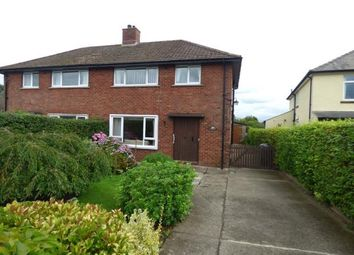 Thumbnail 3 bed semi-detached house for sale in Northway, Park Road, Scotby, Carlisle