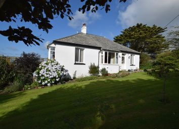 Thumbnail 3 bed detached bungalow for sale in Back Lane, Tintagel