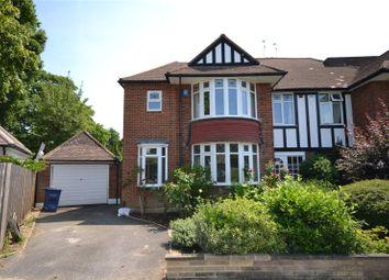 Thumbnail 4 bedroom semi-detached house to rent in Lynton Mead, Totteridgae, London