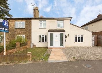Thumbnail 3 bed semi-detached house for sale in Marks Gate Cottages, Whalebone Lane North, Chadwell Heath