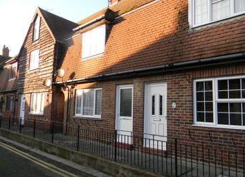 Thumbnail 3 bed terraced house to rent in East Street, Folkestone