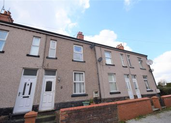 Thumbnail 2 bed terraced house for sale in Albert Avenue, Brymbo, Wrexham
