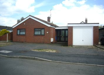 Thumbnail 2 bed detached bungalow to rent in Alison Close, Lingwood, Norwich