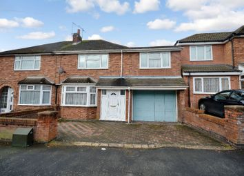 Thumbnail 4 bed semi-detached house for sale in Fairfield Road, Oadby, Leicester