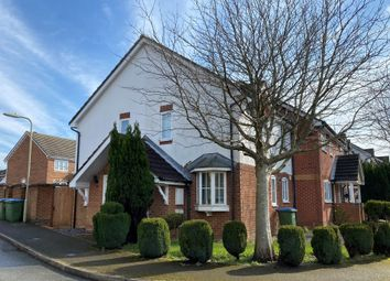 Thumbnail 1 bed end terrace house to rent in Suffolk Drive, Whiteley, Fareham
