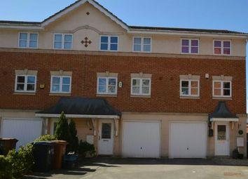 Thumbnail 3 bedroom end terrace house for sale in Brockton Street, Northampton