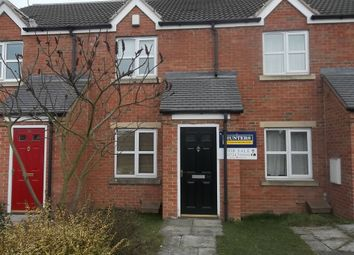 Thumbnail 2 bed town house to rent in Priory Lane, Scunthorpe