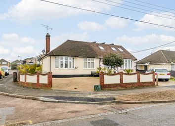 Thumbnail 2 bed semi-detached bungalow for sale in Deirdre Avenue, Wickford, Essex