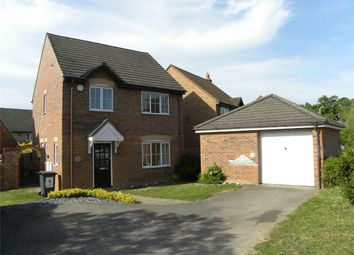 3 bed detached house for sale in Asgard Drive, Bedford MK41