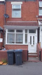 Thumbnail 3 bed terraced house to rent in Newton Road, West Midlands