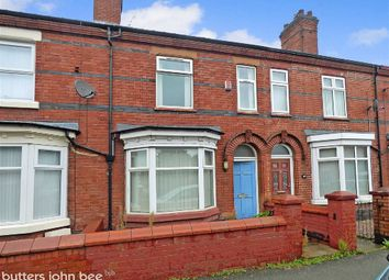 Thumbnail 4 bed terraced house for sale in Earle Street, Crewe