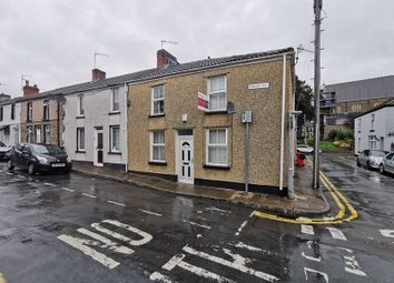 Thumbnail 2 bedroom end terrace house for sale in David Street, Morgantown, Merthyr Tydfil
