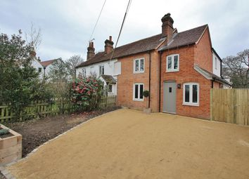 Thumbnail 3 bedroom cottage for sale in Tutts Clump, Reading