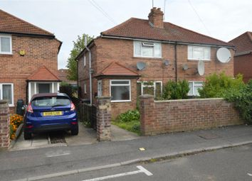 Thumbnail 1 bedroom maisonette to rent in Surrey Avenue, Slough