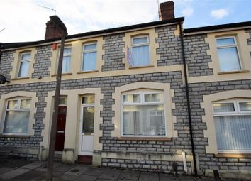 Thumbnail 2 bedroom terraced house for sale in Coronation Street, Barry