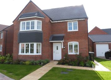 Thumbnail 5 bed detached house for sale in Loachbrook Farm Way, Congleton