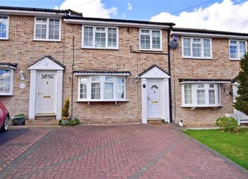 Thumbnail 3 bedroom terraced house for sale in Copthorne Avenue, Ilford, Essex