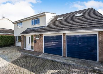 Thumbnail 5 bed detached house to rent in Derry Park, Minety, Malmesbury