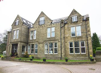 Thumbnail 3 bed flat to rent in The Penthouse, Long House, Long Lane, Dobcross, Oldham