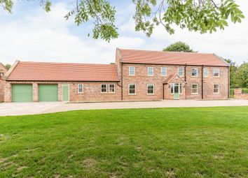 Thumbnail 5 bed cottage for sale in Tetley, Crowle, Scunthorpe