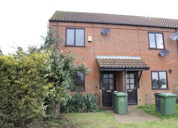Thumbnail 2 bed end terrace house to rent in Station Road, West Dereham