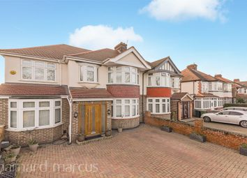 Thumbnail 5 bed semi-detached house for sale in Kingston Road, Ewell, Epsom