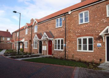 Thumbnail 2 bed terraced house for sale in The Jade, Hutton Way, Faldingworth