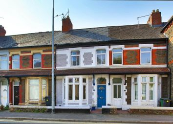 Thumbnail Terraced house for sale in Atlas Road, Canton, Cardiff