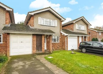 Thumbnail 3 bed detached house to rent in Bourne Meadows, Thorpe