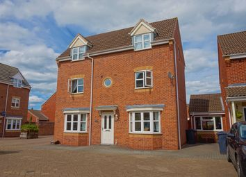Thumbnail 4 bed detached house for sale in Castilla Place, Stretton, Burton-On-Trent