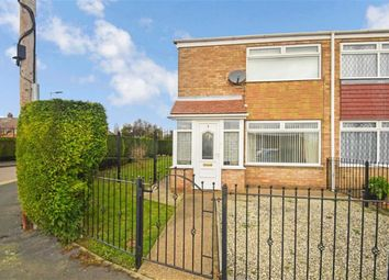 Thumbnail 2 bed semi-detached house for sale in Dornoch Drive, Hull, East Yorkshire