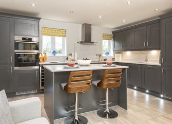 "Thumbnail 4 bedroom detached house for sale in ""Alderney"" at Langaton Lane, Pinhoe, Exeter"