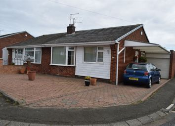 2 bed semi-detached bungalow for sale in Elston Close, Newcastle Upon Tyne, Tyne And Wear NE5