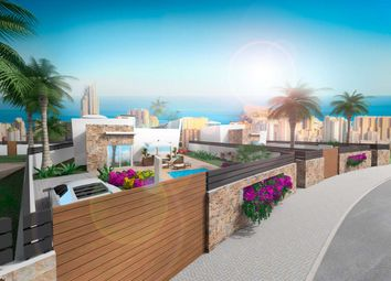 Thumbnail 3 bed villa for sale in Benidorm, Alicante, Spain