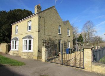 Thumbnail 4 bed detached house to rent in High Street, Spaldwick, Huntingdon