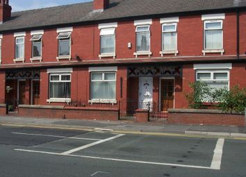 Thumbnail 2 bed terraced house to rent in Gorton Road, Reddish, Stockport