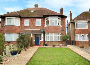 Thumbnail 2 bedroom flat for sale in Rose Walk, Goring-By-Sea, Worthing, West Sussex