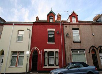 Thumbnail 3 bedroom terraced house for sale in Kilwick Street, Hartlepool